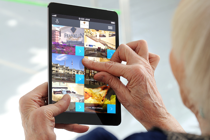 Assisted Living Mobile Concierge App